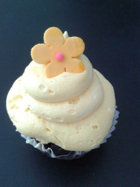 Cupcake mantequilla