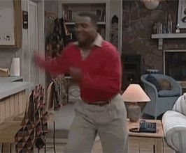 "Keep on dancing, Carlton. Keep on dancing FOREVER. | Will Smith, DJ Jazzy Jeff, Alfonso Ribeiro Reunite, Sing ""Fresh Prince"" Theme Song"