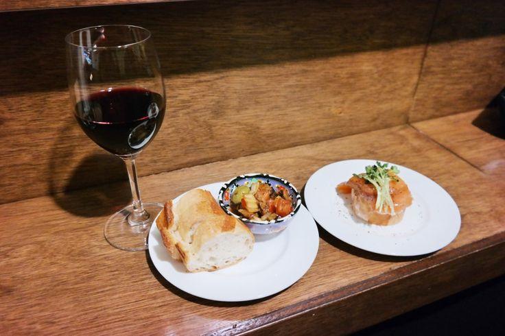 연남동 맛집, '더 타파스'에서 와인 한 잔 : 네이버 블로그