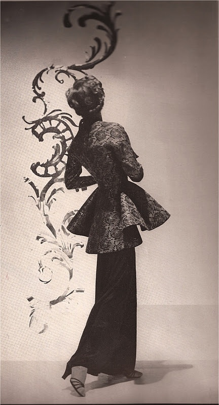 BALINESE DIRECTOIRE  VOGUE JUNE 1936  PHOTOGRAPHY: HORST P. HORST