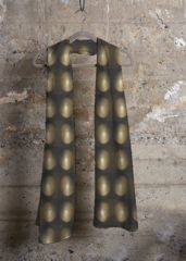 Oversized Merino Wool Scarf - SQTX 20191MWXL by VIDA VIDA pPBhATgPTU
