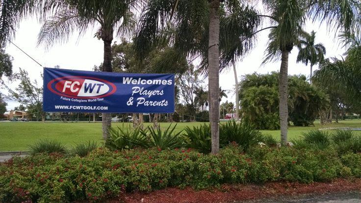 FCWT junior golf tournament Hollywood beach 2015