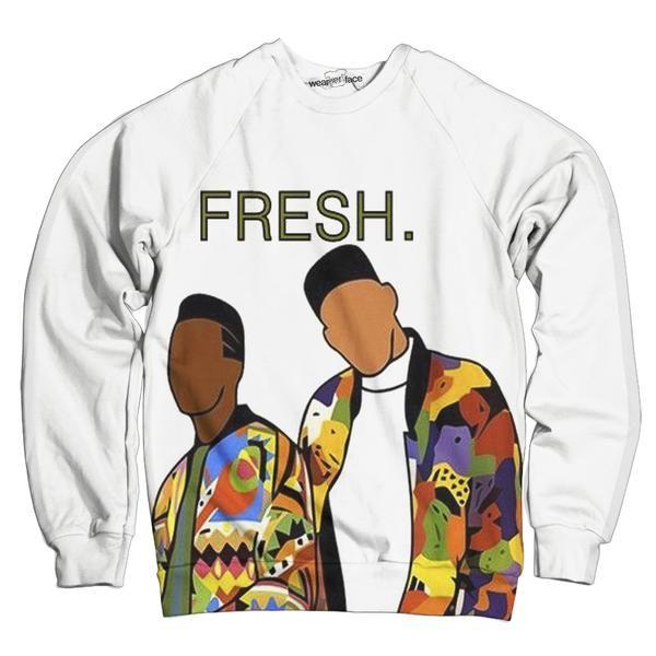Stay Fresh Sweatshirt