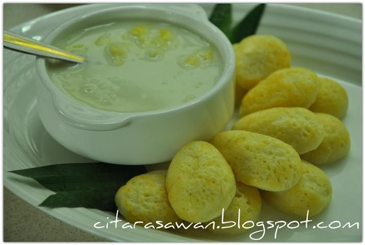 Resipi Citarasawan Koleksi Resepi Kakwan Serabai Kuah Durian Makanan Resep Makanan