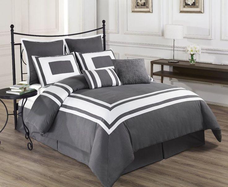 17 Best Ideas About Modern Comforter Sets On Pinterest