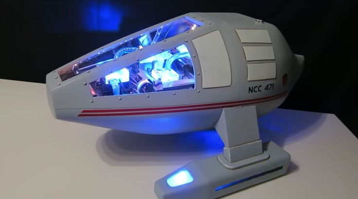 star trek shuttle computer