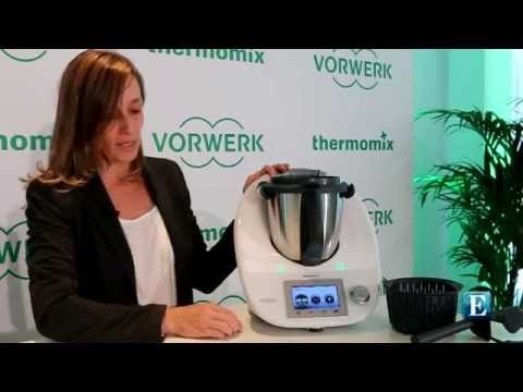Thermomix TM5: The Future of Cooking - EN - YouTube
