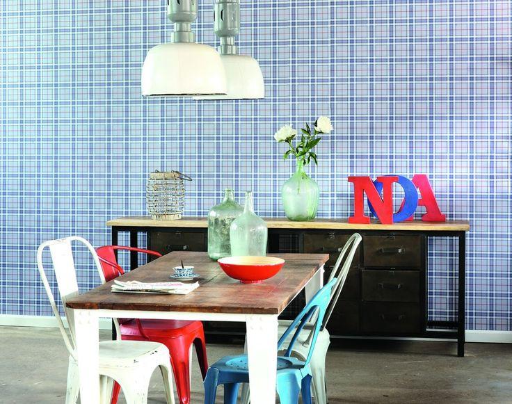 Papel pintado cuadros wallpaper decor