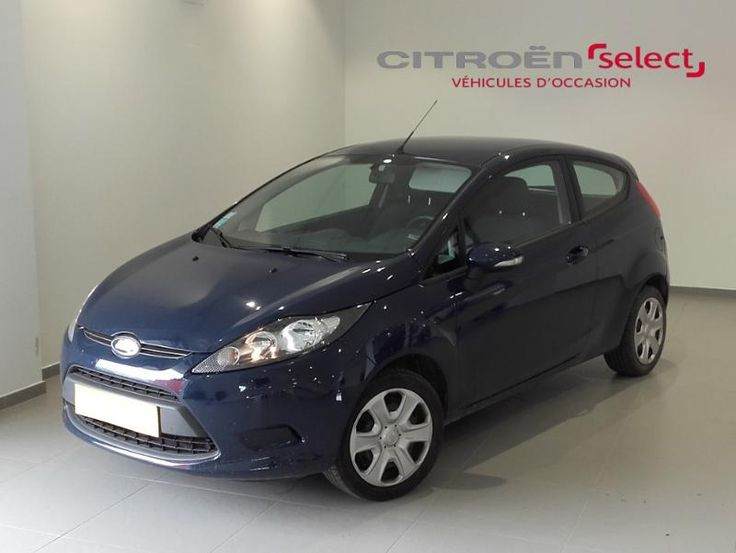Annonce voiture d'occasion :  Véhicule #FORD #Fiesta 1.4 TDCi 70ch FAP Trend 3p - Plus d'informations : https://manouvelleauto.com/voiture/ford-fiesta-ref-3902