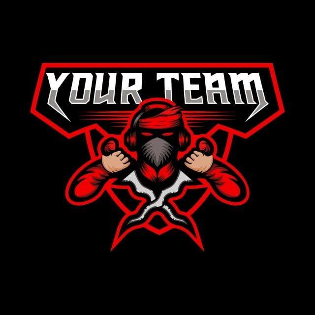 Kris Esport Mascot Team Amazing Design For Your Company Or Brand Vector And Png Logo Igry Logotip Dizajn Futbolki