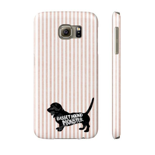 Basset Hound Monster Phone Case | phone cases | Pinterest | Products ...
