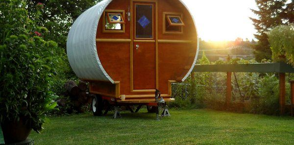 "Pin for Later: 25 Incredible Tiny Homes Available on Airbnb <a href=""https://www.airbnb.com/rooms/762029""><b>18. Hand-crafted Wagon with Heart - Seattle, Washington</b></a>"