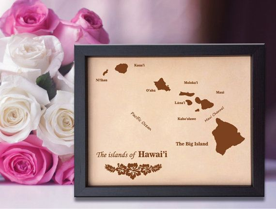 Traditional Hawaiian Wedding Gifts: 15 Must-see Third Anniversary Pins
