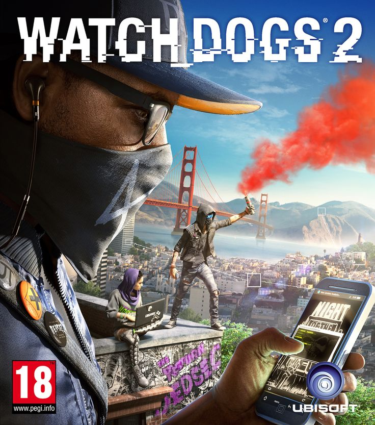 Watch Dogs 2 | ©2016 Ubisoft Entertainment. All Rights Reserved. Watch Dogs, Ubisoft and the Ubisoft logo are trademarks of Ubisoft Entertainment in the U.S. and/or other countries.