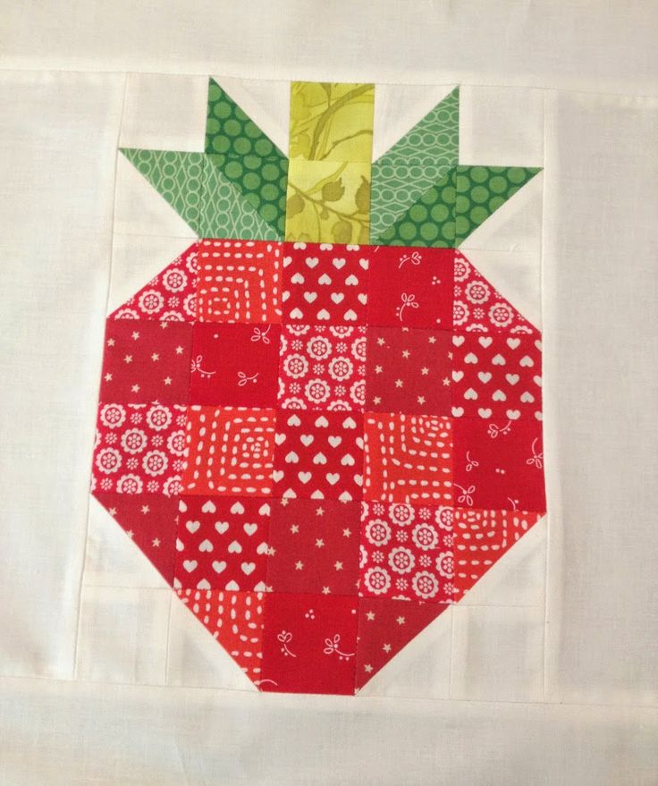 21 Cute Fruit Projects to Sew -Flamingo Toes