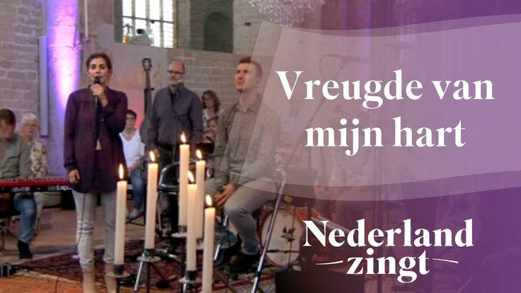 Nederland Zingt: Vreugde van mijn hart
