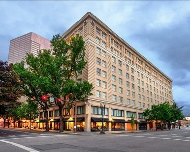 Embassy Suites Portland - Downtown Hotel, OR - Exterior View