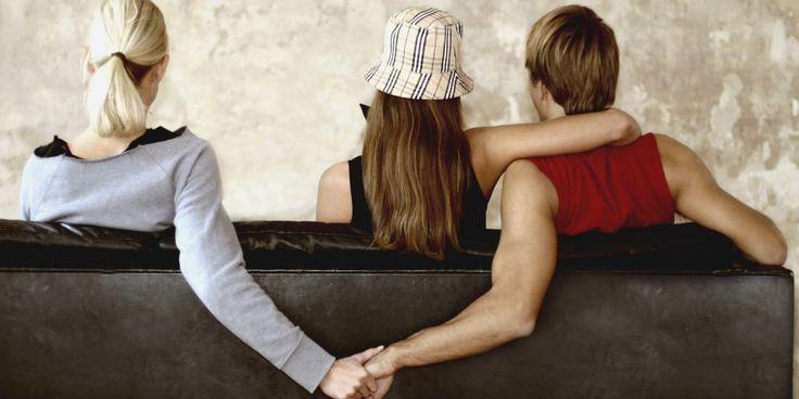 INFIDELIDADE - As 5 mentiras mais comuns