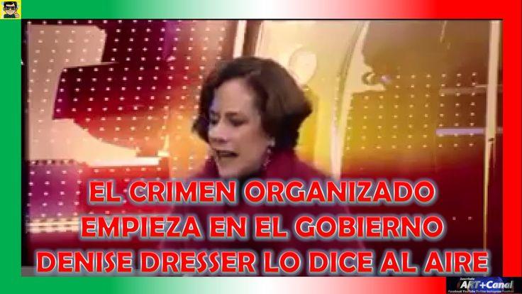 El Gobierno (El PRI) es el verdadero Crimen Organizado