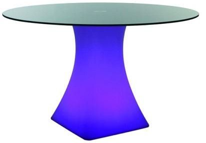 Modern sleek table. Dining. Blend beautifully. Recycled furniture, funky furniture, plastic patio furniture, garden patio furniture, plastic garden furniture, modern home, plastic table, outside table, contemporary table. Best4garden http://www.amazon.co.uk/dp/B00O7THTB8/ref=cm_sw_r_pi_dp_jR.mub06PW7GD