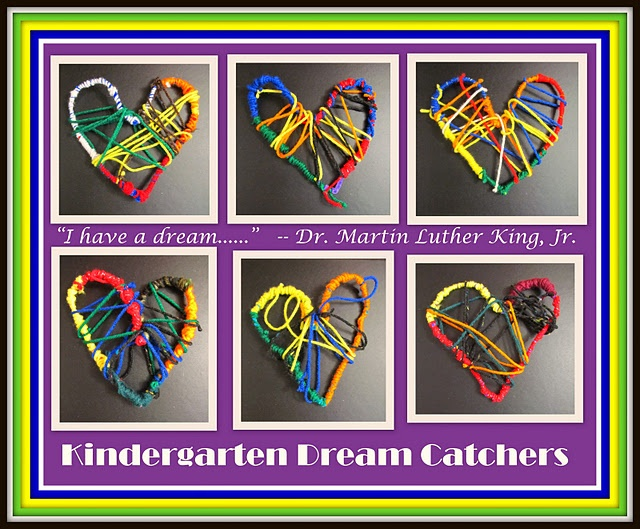 """""""I Have a Dream!"""" Dream Catchers from Rainbows Within Reach"""
