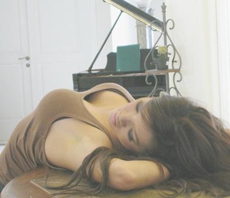 Farah Quinn toket