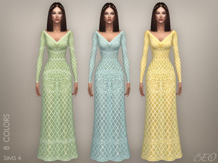 Collection - Ekaterina for The Sims 4 by BEO (4)
