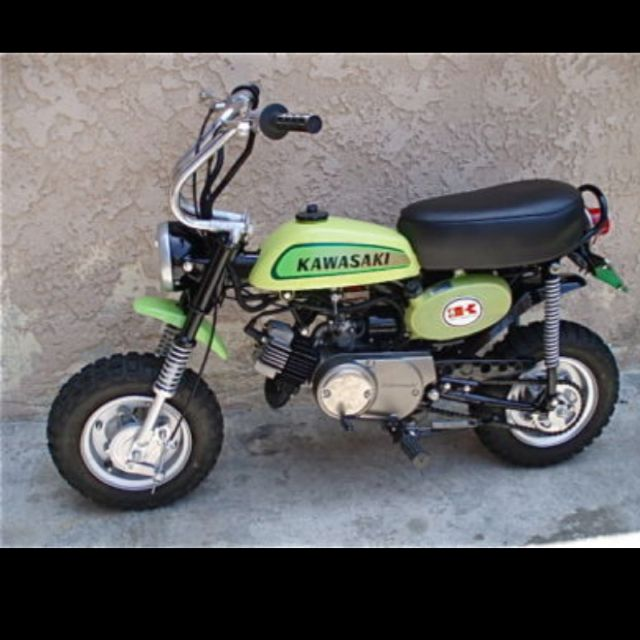 Perfect little pitbike