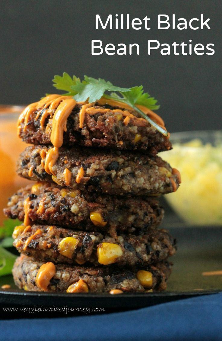 ... fat free vegan black bean burgers oven baked blackbean burger see more
