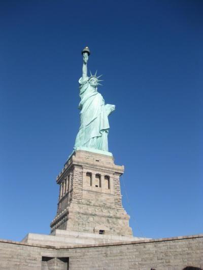 2012年 NY&LA一人旅 7泊9日 vol.3 NY編 自由の女神 (ニューヨーク)