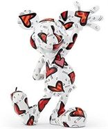 White Hearts Mickey Mouse-valentines-day-gifts-RAPT GIFTS ONLINE