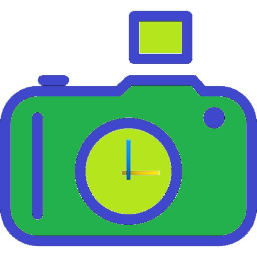 SnapTime - Photo Stamp Camera ★ Stamp the Time & Location ★ ★ Dial Zoom & Silent Shooting ★ ★ Stamp Editing ★