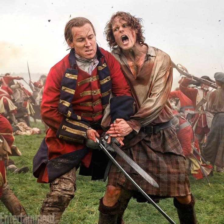 #Outlander first look!!!