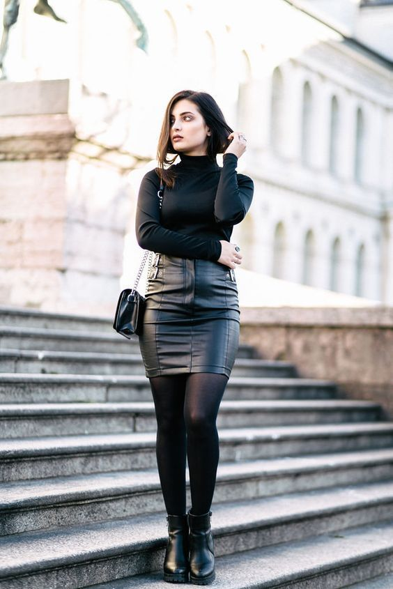 22 Outfit Ideas to Make Your Miniskirt Look Fresh All Season Long