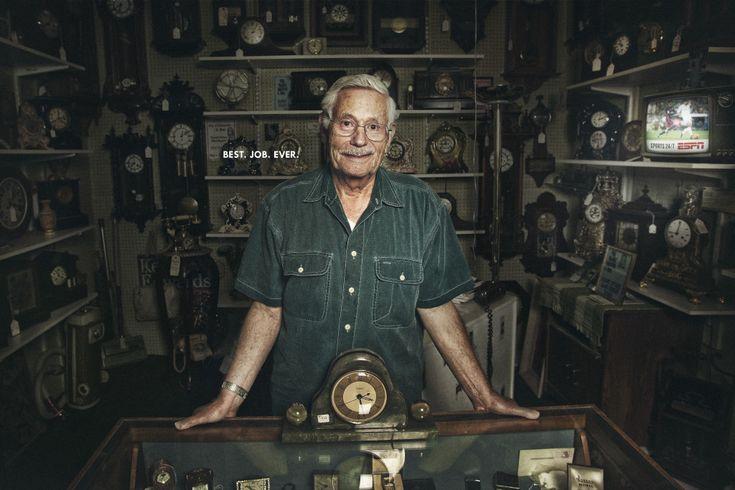 Watchmaker Shoemaker (Best Job Ever) BRONZE (OUTDOOR/ CANNES 2016)   Clube de Criação