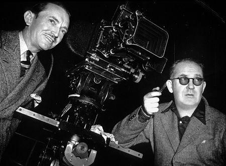 """Stagecoach"" photographer Bert Glennon and Director John Ford 1939 UA"