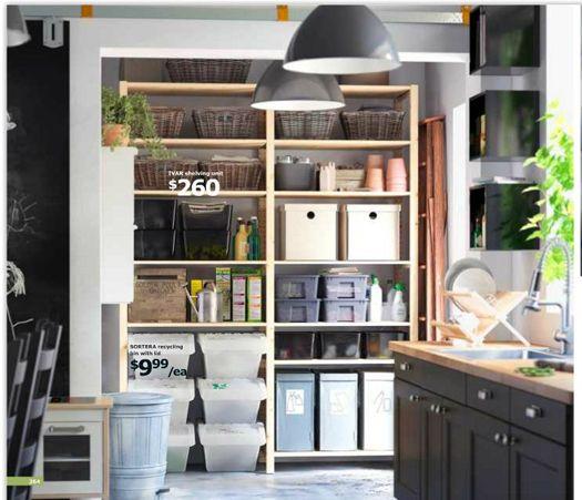 garage: Storage Area, Organizations Ideas, Basements Storage, Storage Rooms, Storage Organizations, Ikea Storage, Pantries Organizations, Storage Ideas, Kitchens Storage