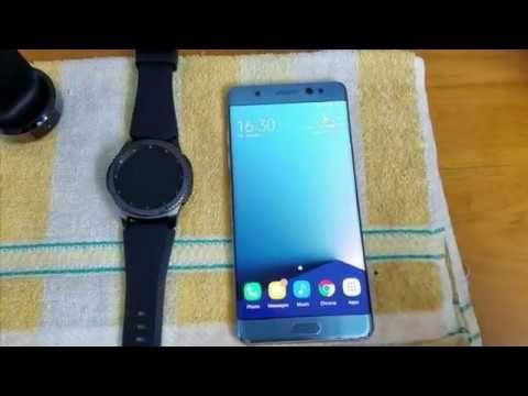 Bypass Samsung Account Reactivation Lock Samsung GEAR S3 R760 R770 Front...