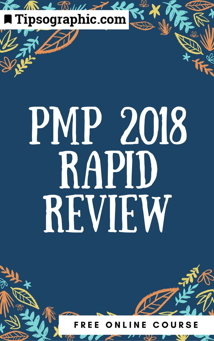 The 25 best project management certification ideas on pinterest pmp 2018 rapid review free online course based on pmbok6 read xflitez Choice Image