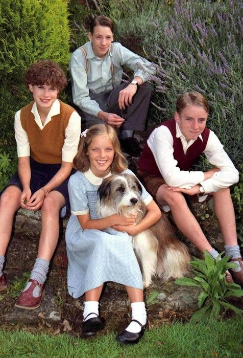 The Famous Five: Enid Blyton's book filmed for TV in 1995 and set authentically in the 1950s