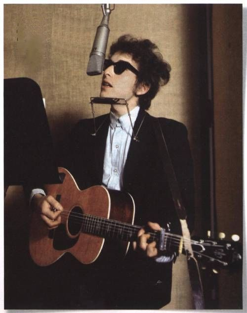 Bob Dylan - Like a Rolling Stoner sessions by Don Hunstein
