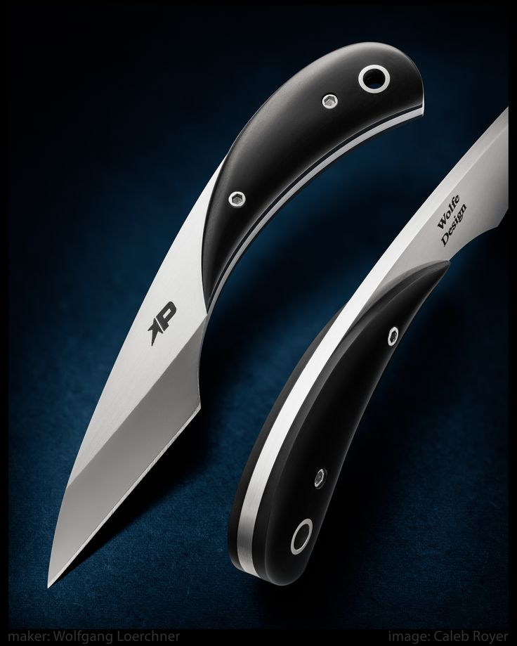 Caleb Royer Knife Making Handmade Knives Custom Knives