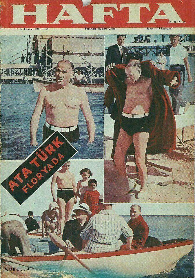 Atatürk Florya'da