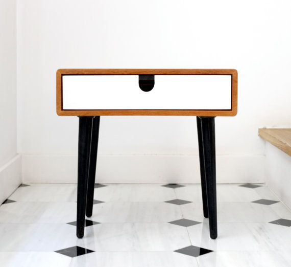 Scandinavian Design Side Tables: WoodWorking Projects & Plans