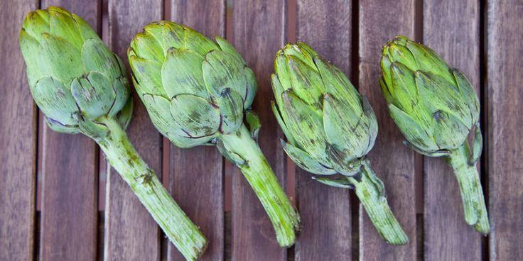 Los 8 beneficios de la alcachofa