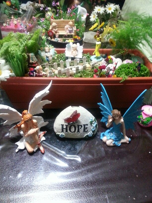 Jardin de la esperanza