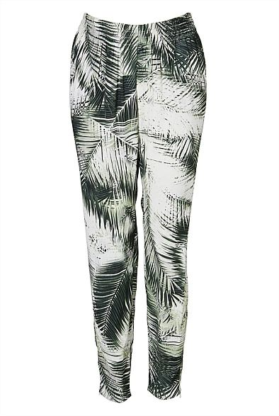 Viscose Printed Pant #witcherywishlist