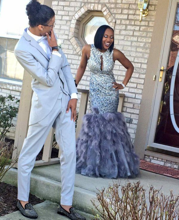 Black Girls on in 2019  Project PROM  Prom dresses Prom