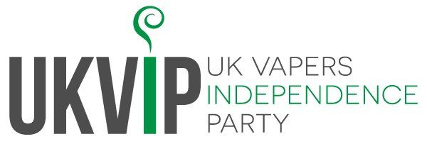 Hacked Off Vapers Start Their OWN Political Party! Will you vote for them?