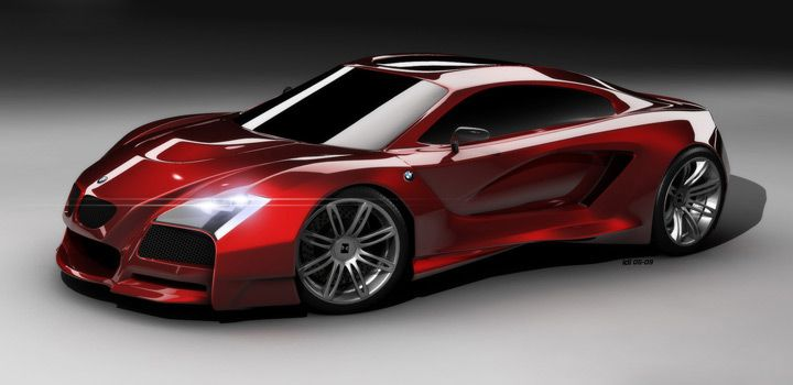 high performance orientated BMW car